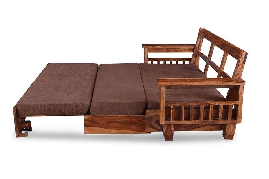 Wooden Sofa cum bed Maestro