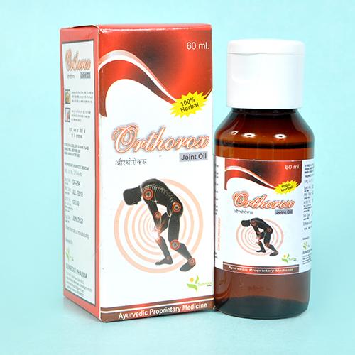 Herbal Joint Oil