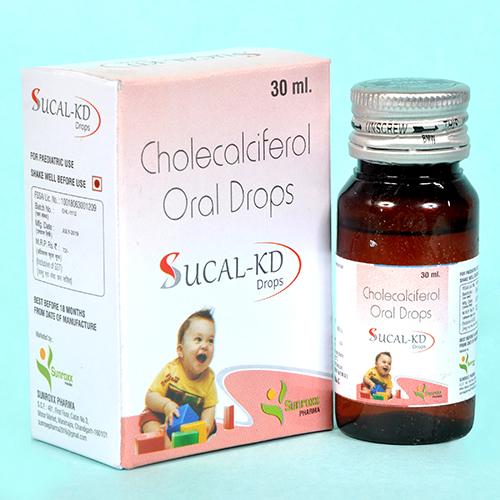 Cholecalciferol Oral Drop