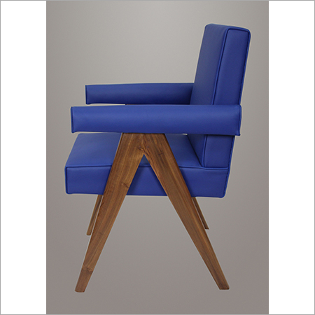 Pierre Jeanneret Upholstered Office Chair