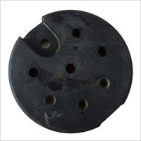 Round Shape Plastic Lamp Base Loader