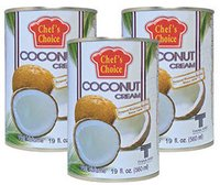 COCONUT Milk / Cream (Chef's Choice)