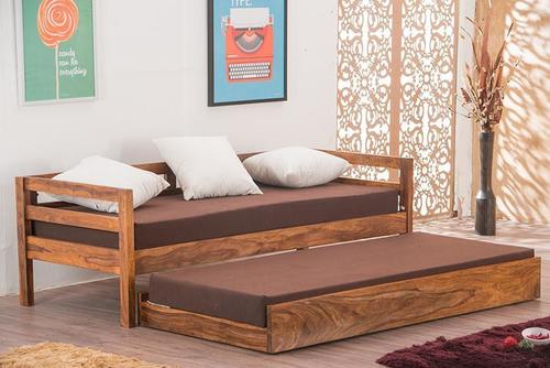 solid wood Sofa cum bed DownPal