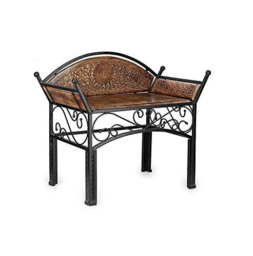 Handmade Vintgae Wooden Lounge Chair Garden Chair Drawing Room Chair