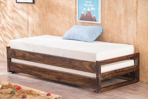 Solid wood Sofa cum bed Mosiac