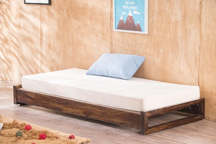 Solid wood Sofa cum bed Mosiac