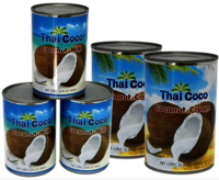 Coconut Milk / Cream (Thai CoCo)