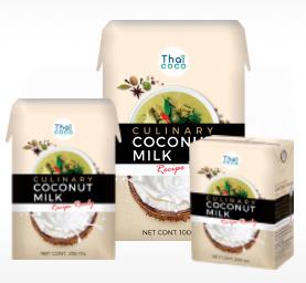 Coconut Milk / Cream (Thai CoCo)