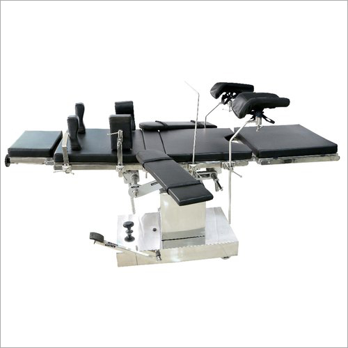 C Arm Compatible OT Table