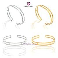 Plain Silver 925 Silver Bangle Bracelet