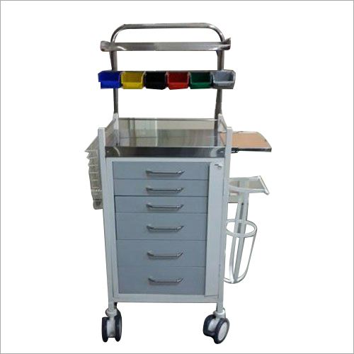 Hospital Crash Cart