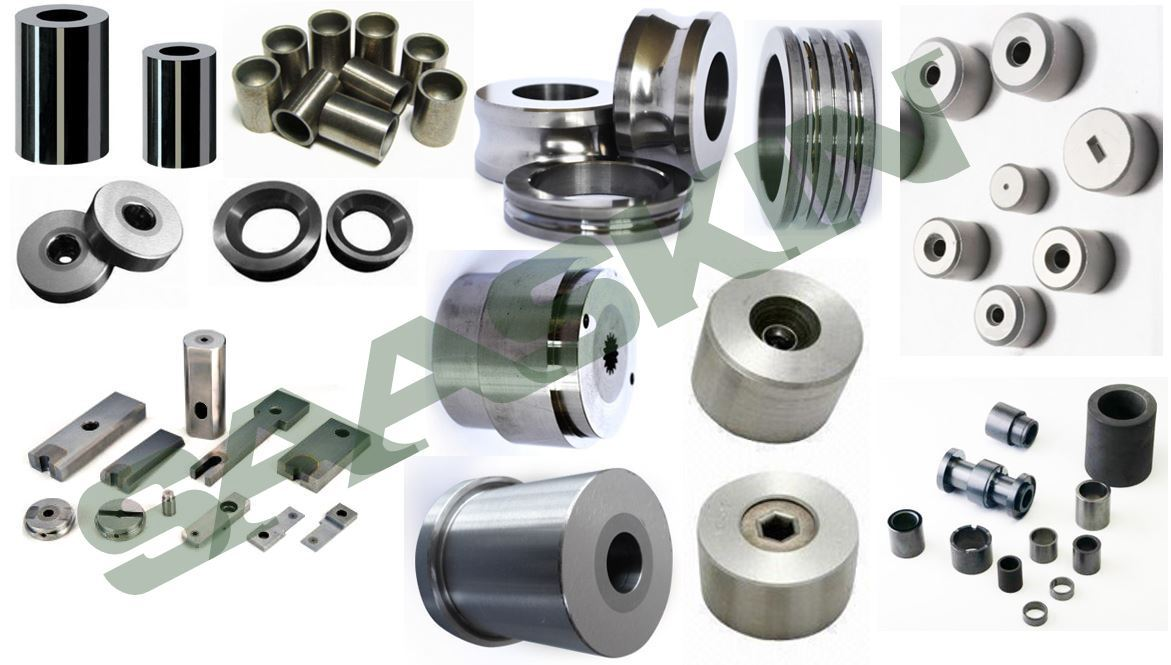 Carbide Die Tools Machined Components