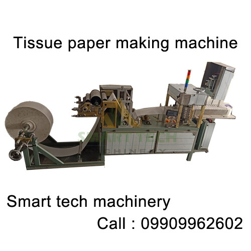 tissue napkin paper machinery