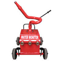 3 Way Water Monitor Trolley