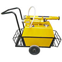 Foam Mobile Trolley 100Ltr