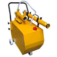 Mobile Foam Unit With Foam Inductor & Nozzle 100 Litre (MS)
