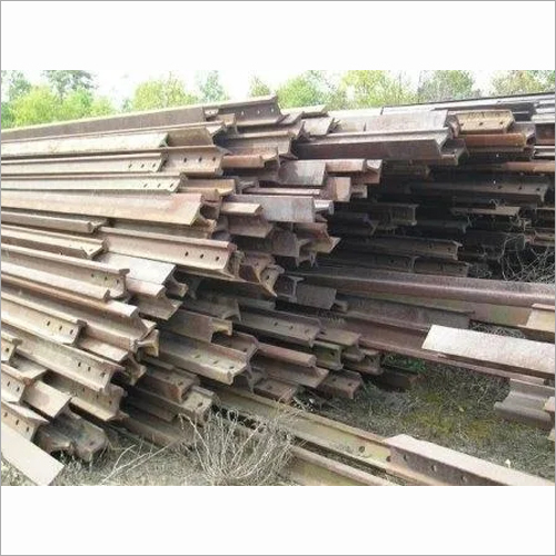 Used Rails and HMS 1/2 Metals Scraps Available for Sale