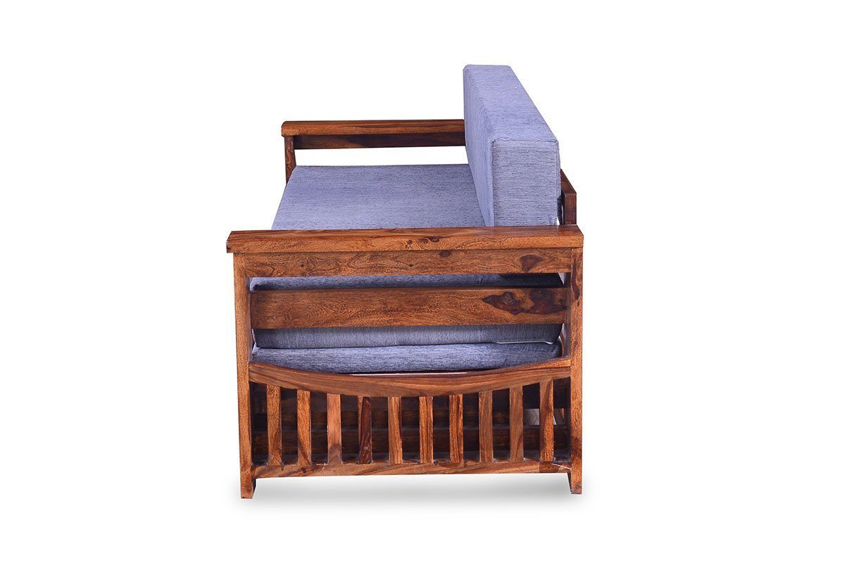 Solid wood Sofa cum bed Majesty
