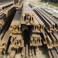 Grade A Good Quality Metal Scrap,Used Rails,Steel,HMS 1/2