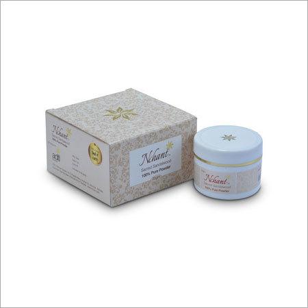 Nchant Sandalwood Powder Box
