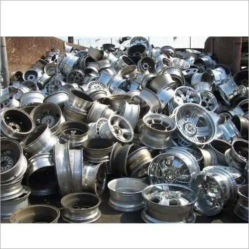 Alloy Aluminum Wheel Scrap