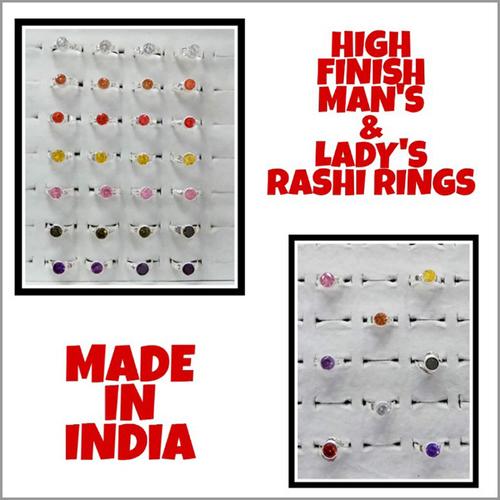 Birthstone Rashi Ratan Ring