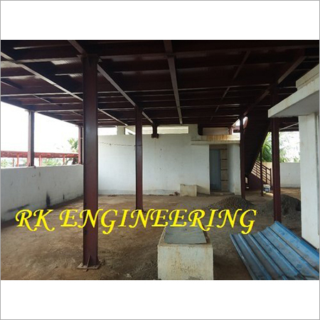 Prefabricated Roofing Shed