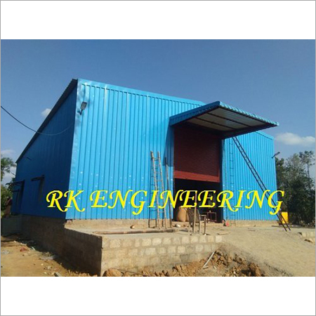 Factory Roofing Contractor