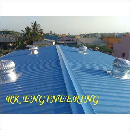 Roofing Shed