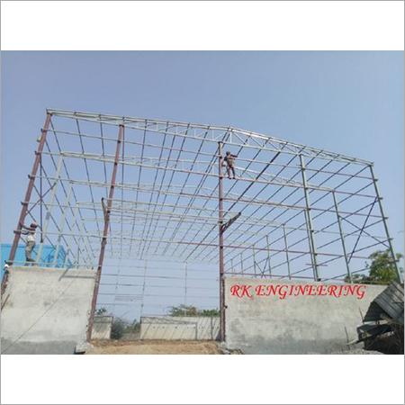 PEB Steel Building