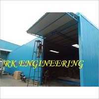 Industrial Steel Prefab Building