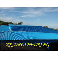 Industrial Steel Shed Construction Services