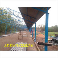 Prefabricated Poultry Shed