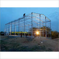 Ms Prefabricated Building Structure