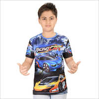 Boys Half Sleeve T-Shirt
