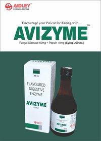 Diastase 50mg+ Pepsin 10mg/10ml Syrup