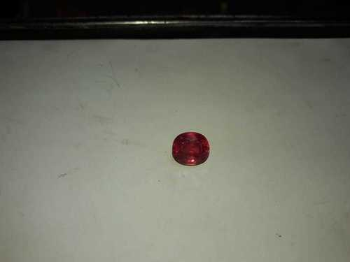 4.37 carat Red Ruby