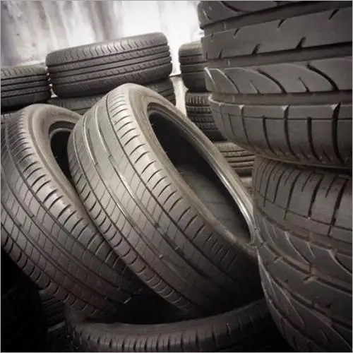 Used Tire Recycled Scrap