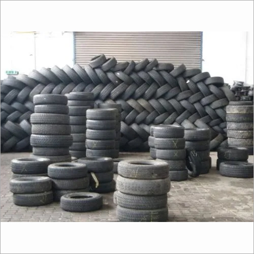 Used Truck and Car Tyres