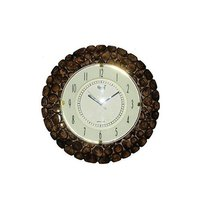 Beautiful Working Wooden Analog Wall Clock