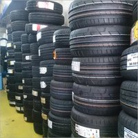 HIGH QUALITY NEW AND USED TYRES