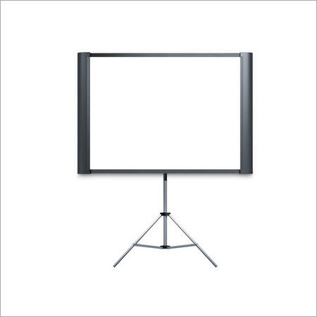 Tripod Stand Projector Screen