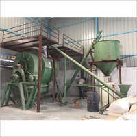 Ball Mill With Charging Conveyor