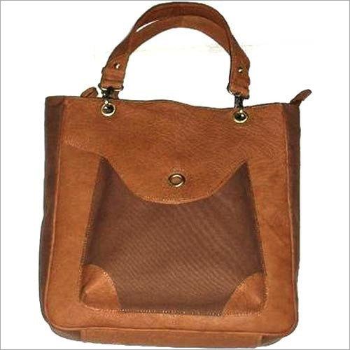 Ladies Leather Handbag