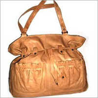 Export Quality Ladies Leather Handbag