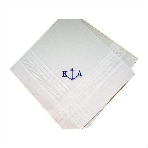 Monogrammed Handkerchiefs