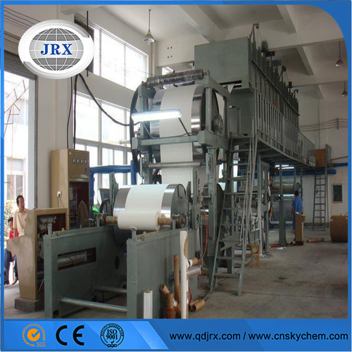 China Manufacture White Top Liner Cardboard Coating Machine