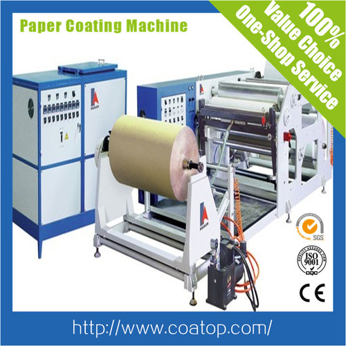 coatop sublimation paper coating machine product line