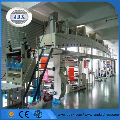 Multi-function and high-efficiency heat-sensitive paper coating machine