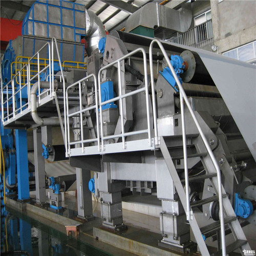 Blade sublimation paper coating machine